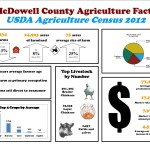 McDowell County Agriculture 2012 Census