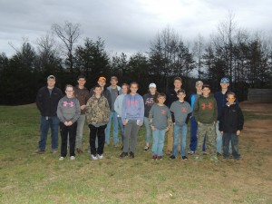 Cover photo for Young Guns Compete at Wildlife Hunter Education Tournament