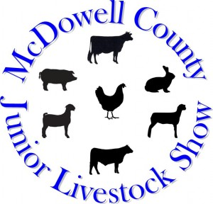 Cover photo for 2017 McDowell County Jr. Livestock Show