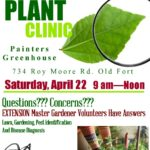 Thumbnail view of the Plant Clinic poster