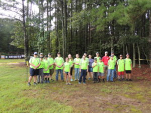 Cover photo for McDowell 4-Hers Compete at the West Region Shooting Sports Competition