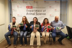 Image of Livestock Judging Team