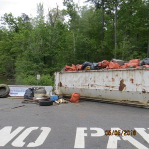 Image of a dumpster