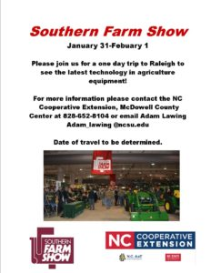 Cover photo for Southern Farm Show