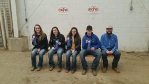 Cover photo for 4-H Judging Team Brings Home the Win!