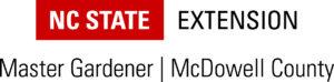 McDowell County Master Gardener logo