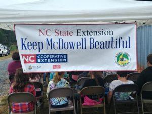 Keep McDowell Beautiful Banner