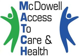 McDowell Access to Care & Health logo