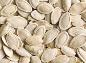 Cover photo for Pumpkin Seeds and Your Health