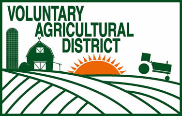 Voluntary Ag District logo