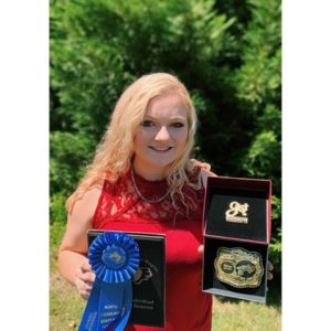 Cover photo for July 2020 NC 4-H Horse Program Newsletter