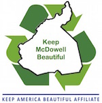 Keep McDowell Beautiful logo