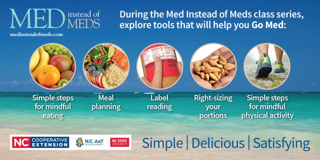 Med Instead fo Meds