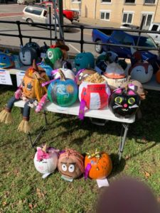 Cover photo for McDowell 4-H Decorated Pumpkin Contest Results