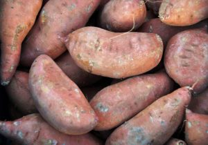Cover photo for Spotlight on North Carolina's State Vegetable: The Sweet Potato