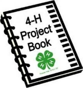 Cover photo for 2020 4-H Project Books