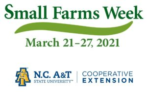 Small Farms Week 2021