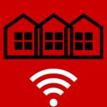 Community Resource Development Broadband household logo