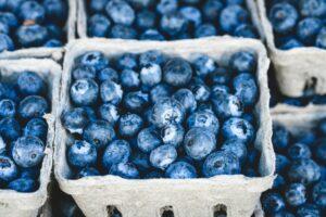 blueberry box