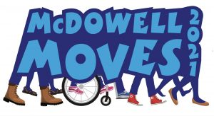 McDowell Moves logo